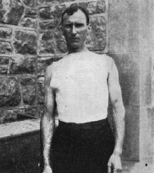 Thomas Hicks (athlete) - Image: 1904 Thomas J Hicks