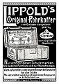 1905 Annonce G. L. Lippold Dresdner Kofferfabrik, Dresden-A.jpg