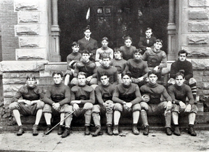 1905 Clemson Tigers football team - Image: 1905 Clemson Tigers football team (Clemson College Annual 1906)