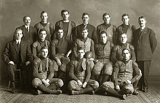1907 Michigan Wolverines football team - Image: 1907 Michigan Wolverines football team