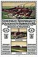 1911-04-20 Illustrirte Zeitung S. 0027 S. XXVII Vereinigte Schmirgel- und Maschinen-Fabriken AG. vorm. S. Oppenheim & Co. und Schlesinger & Co, Hannover-Hainholz, Harburg, London, Änne Koken.jpg
