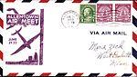 1930 - Allentown Air Meet Commemorative Cover (Purple) - Allentown PA.jpg