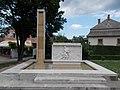 1954-es árvízi emlékmű (Grantner Jenő), 2018 Győr.jpg