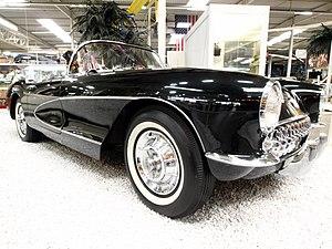 1956 Chevrolet Corvette Cabrio pic2.JPG