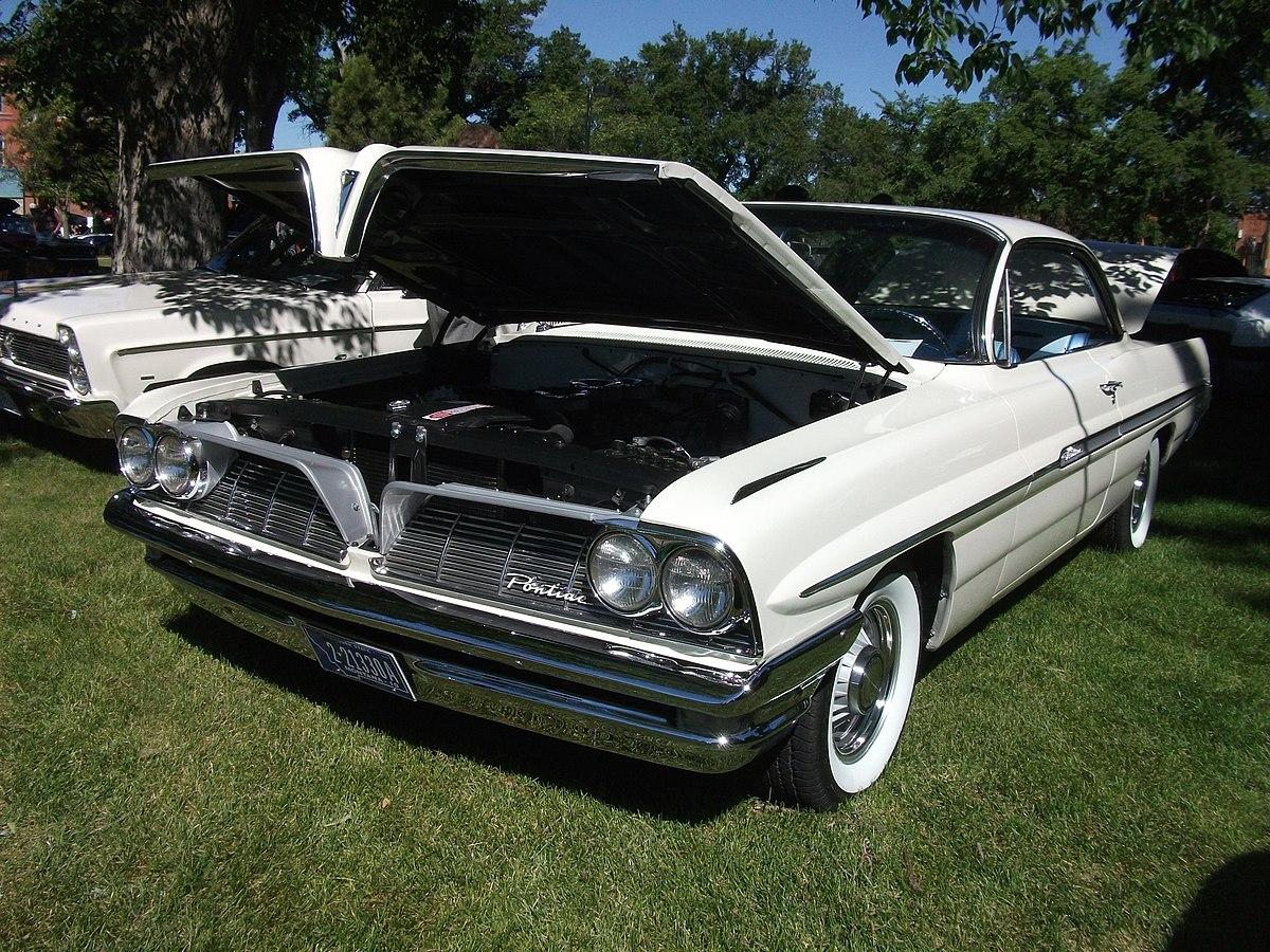 Pontiac Ventura - Wikipedia
