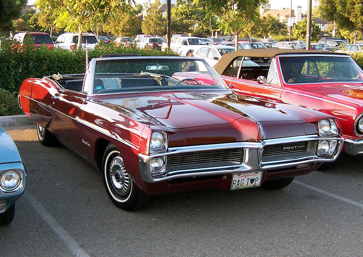 Pontiac Catalina – Wikipedia, wolna encyklopedia