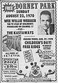 1970 - Dorney Park Poster - Allentown PA.jpg
