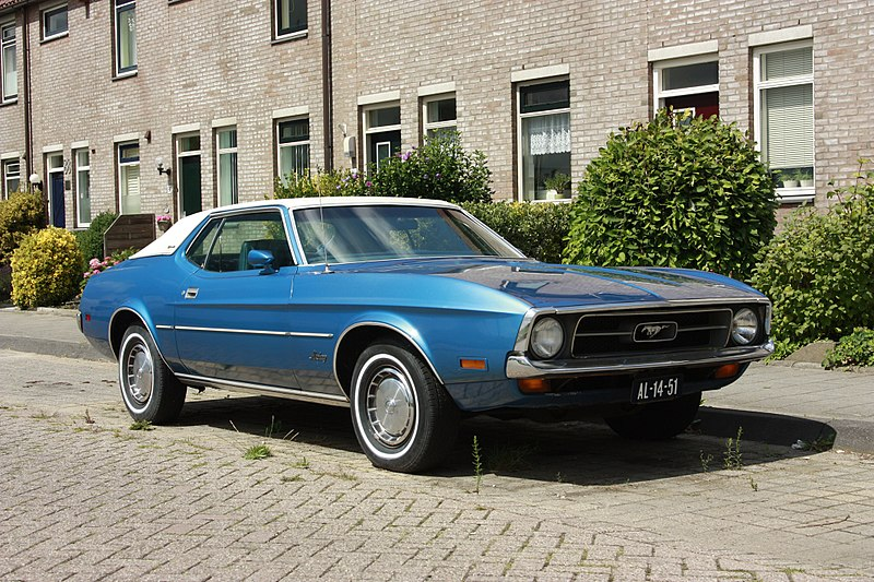 File:1971-1973 Mustang Grande Coupe front.jpg