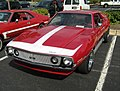 1971 AMC Javelin AMX red MD frontleft.jpg