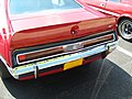 1971 AMC Javelin AMX red MD reartail.jpg