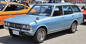 Mitsubishi Galant - 1971 Mitsubishi Colt Galant Estate V 16L GL