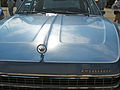 1974 AMC Ambassador sedan blue-white Kenosha-h.jpg