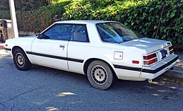1981 Dodge Challenger X, rear left.jpg