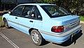 1991-1994 Ford Laser (KH) GL 5-door hatchback 04.jpg