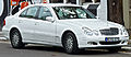 2002-2005 Mercedes-Benz E 320 (W211) Elegance sedan (2011-11-08) 01.jpg