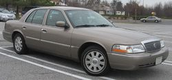 2003-2005 Mercury Grand Marquis