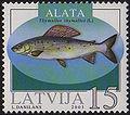 20030802 15sant Latvia Postage Stamp.jpg