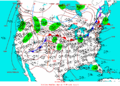 2004-05-11 Surface Weather Map NOAA.png