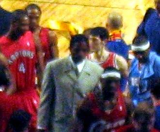 A. C. Green - Image: 2004 Got Milk Rookie Challenge Halftime