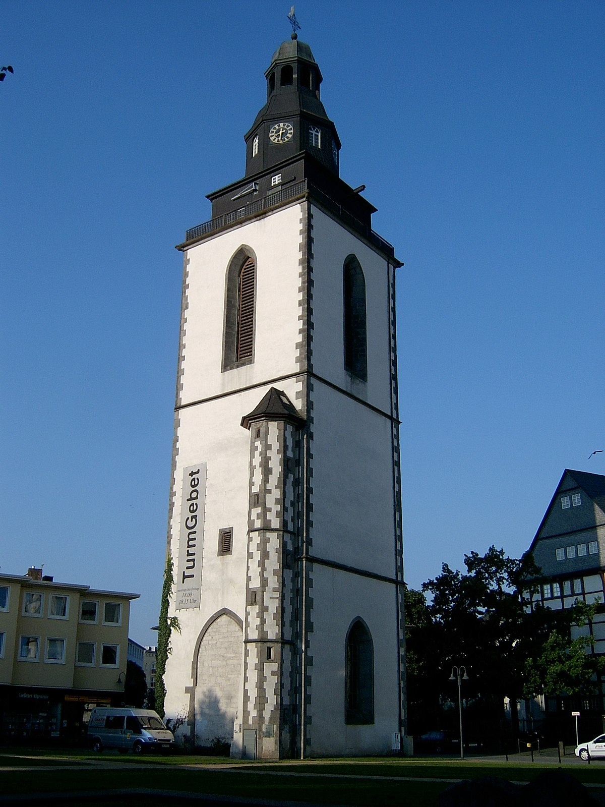Stadtkirche Gieen Wikipedia