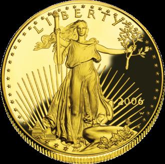 Goldline International - American Gold Eagle