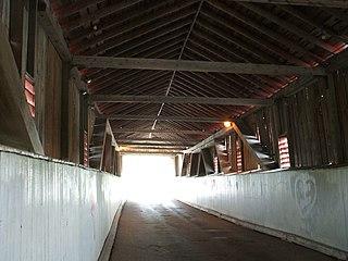 West Montrose Covered Bridge Wikipedia