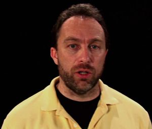 The Truth According to Wikipedia - 2007 fundraising appeal by Jimmy Wales, excerpted in the documentary