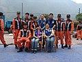 2008년 중앙119구조단 중국 쓰촨성 대지진 국제 출동(四川省 大地震, 사천성 대지진) DSC00010.JPG