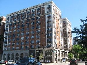 Harold Washington Park - Hotel Del Prado