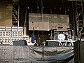 2008 - Préparation de la scène - Nijmegen.jpg
