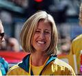 2008 Australian Olympic team Kate Smyth - Sarah Ewart.jpg