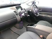 Toyota Prius (XW20) - Wikipedia