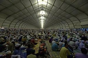 Tablighi Jamaat - 2009 Malaysian Annual Congregation of Tablighi Jamaat Sepang Selangor, Malaysia