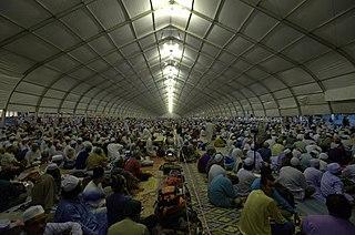 Tablighi Jamaat organization