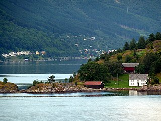 Fjord (municipality) Municipality in Møre og Romsdal, Norway