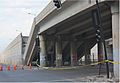 2010 Chile earthquake - Collapsed bridge in Vespucio Norte.jpg