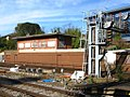 2010 at Southampton Central - old signal box.jpg