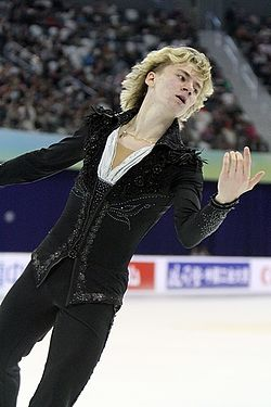 2011 Cup of China Artur Gachinski.jpg