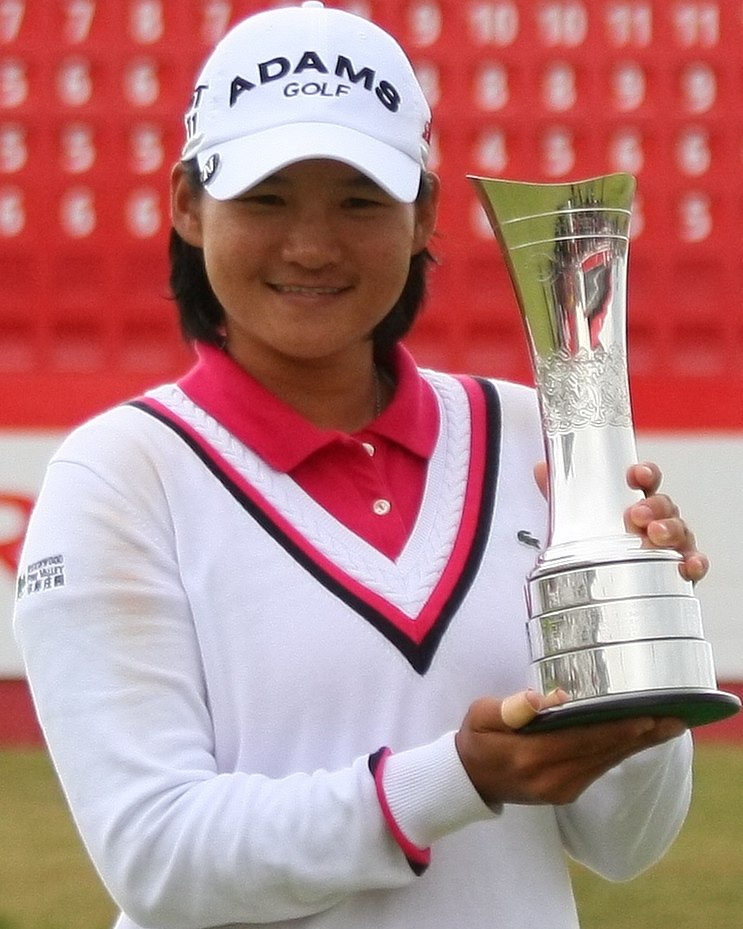 2011 Women's British Open - Tseng Yani (7) cropped