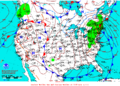 2012-04-23 Surface Weather Map NOAA.png
