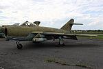 2012-08 MiG-17 F NATO-Code Fresco C anagoria.JPG