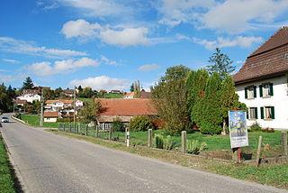 Prez, Switzerland Municipality in Switzerland in Fribourg
