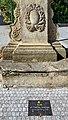 2012 Karwina, Frysztat, Pomnik Świętego Patryka (03).jpg