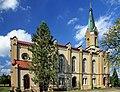 2012 Powiat cieszyński, Skoczów, Kościół ewangelicko-augsburski Świętej Trójcy (05).jpg