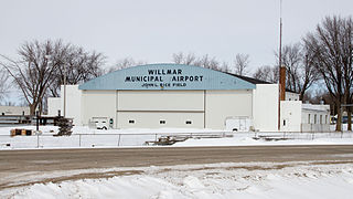 Willmar Municipal Airport airport in Willmar, United States of America