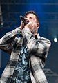 2014-07-05 Vainstream Of Mice and Men Austin Carlile 07.jpg
