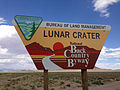 2014-07-18 16 12 06 Sign for the Lunar Crater Back Country Byway.JPG