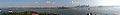 2014-08-26 New Jersey-Manhattan-Brooklyn panorama seen from the Statue of Liberty pedestal.jpg