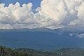 2014 Picunda, Góry Kaukazu widziane z plaży.jpg