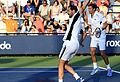 2014 US Open (Tennis) - Tournament - Michael Llodra and Nicolas Mahut (14943159750).jpg
